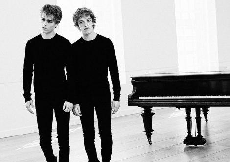 Lucas & Arthur Jussen, © Dirk Kikstra