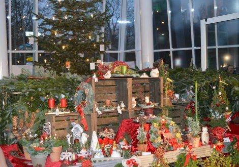 Geesthachter Weihnachtsmarkt, © Tourist-Information