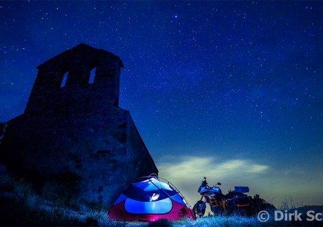 Nachts in den Pyrenäen, © Dirk Schäfer