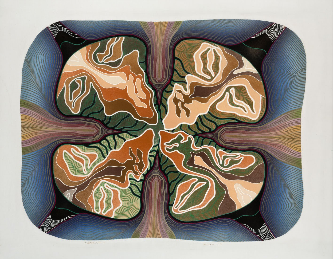 Art in Depth - Symbole beeinflussen unser Denken und Fühlen in Hamburg, Ausstellung, 23.11.2017, IMBA Galerie - Copyright Charles Dixon