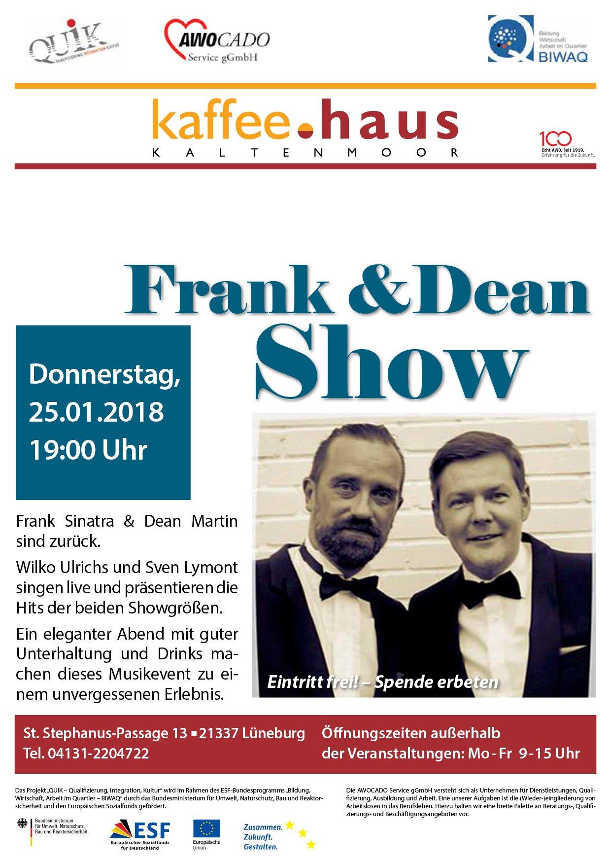 Frank & Dean Show