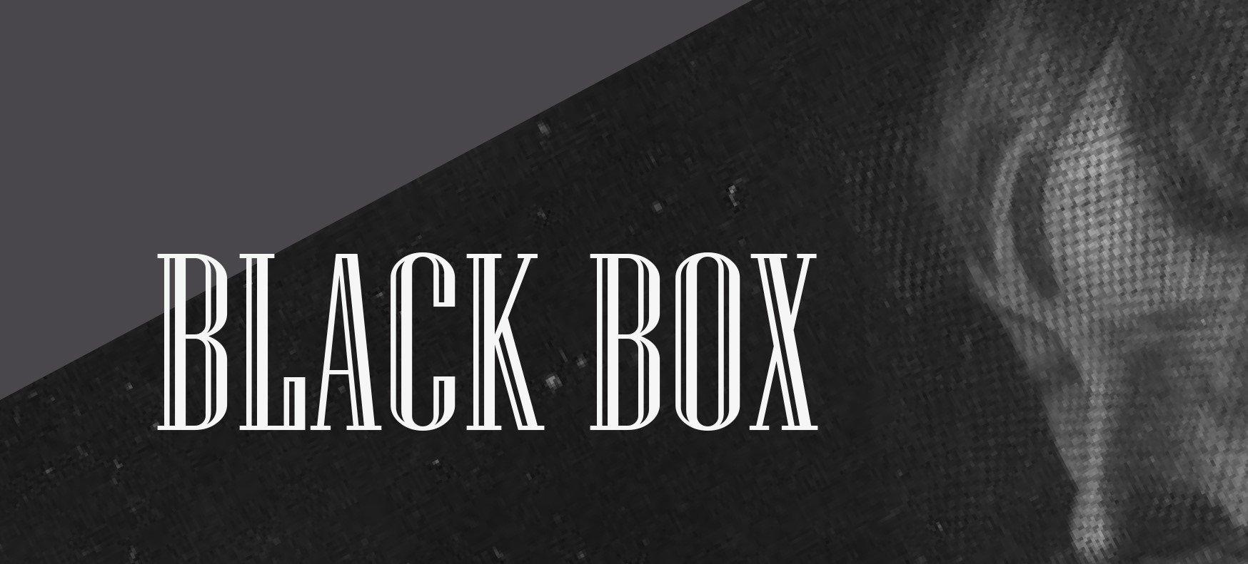 Black Box - Gruppenausstellung zeitgenössischer Kunst