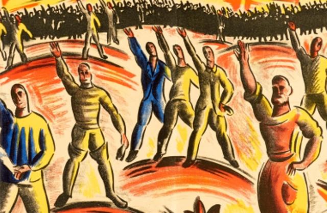 Revolution! Revolution? Hamburg 1918-1919 in Hamburg, Ausstellung, 09.06.2018, Museum für Hamburgische Geschichte - Copyright Sammlung MHG