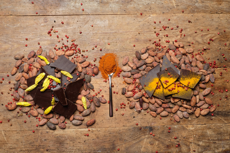 Sweet & Spicy in Hamburg, Ausstellung, 09.06.2018, Chocoversum - Copyright Chocoversum_Dietrich Kuehne