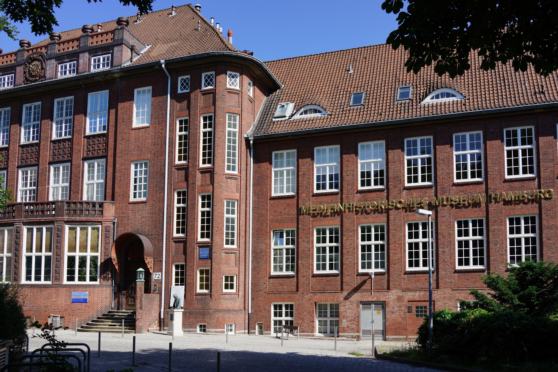 Fortschritt und Erfassung in Hamburg, Ausstellung, 09.06.2018, Medizinhistorisches Museum - Copyright Adolf Friedrich Holstein