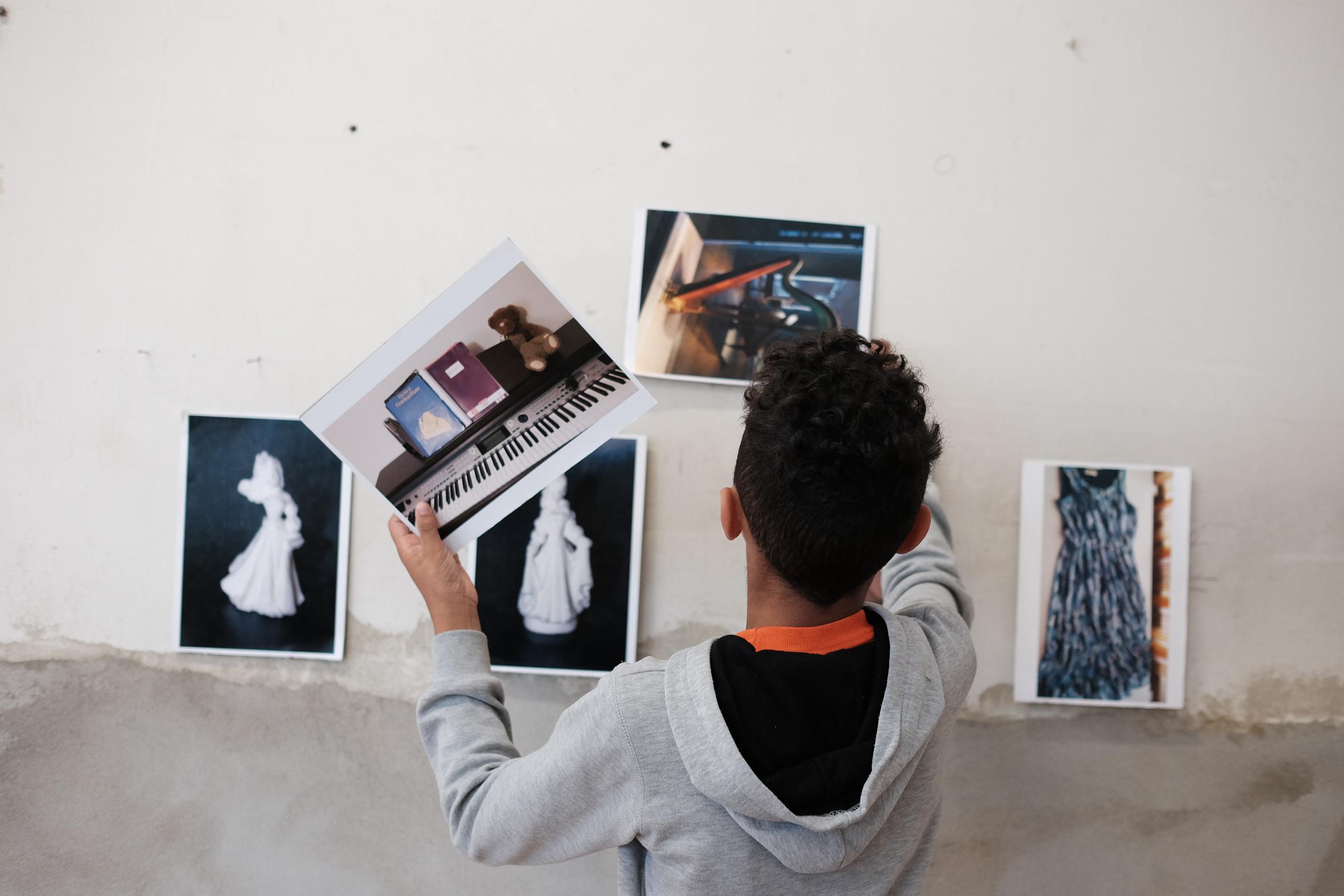 Mobile Welten oder das transkulturelle Museum unserer Gegenwart in Hamburg, Ausstellung, 09.06.2018, Museum für Kunst und Gewerbe - Copyright Mobile Welten