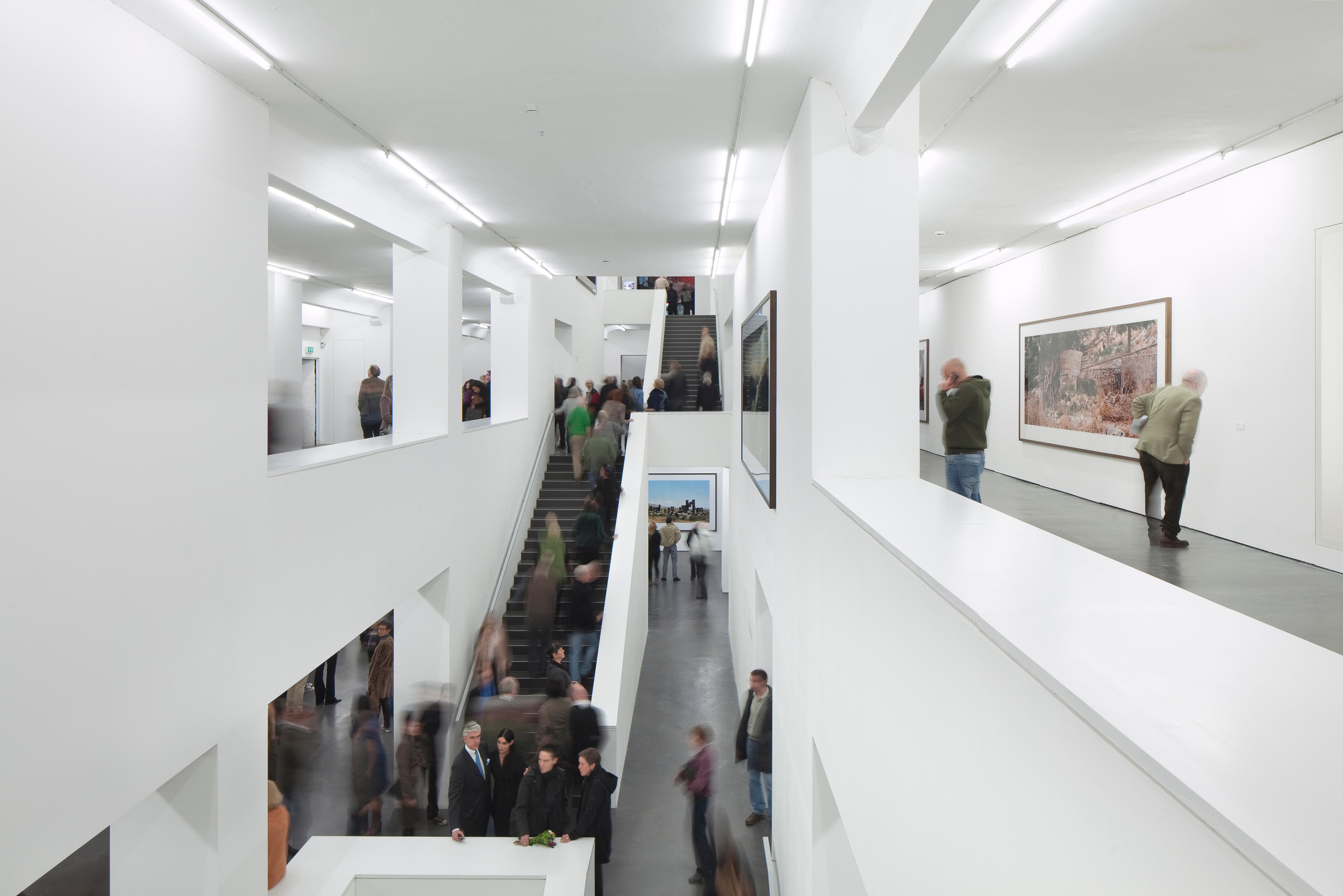 Öffentliche Führung - Sammlung Falckenberg in Hamburg, Ausstellung, 23.11.2017, Sammlung Falckenberg - Copyright Sammlung Falckenberg