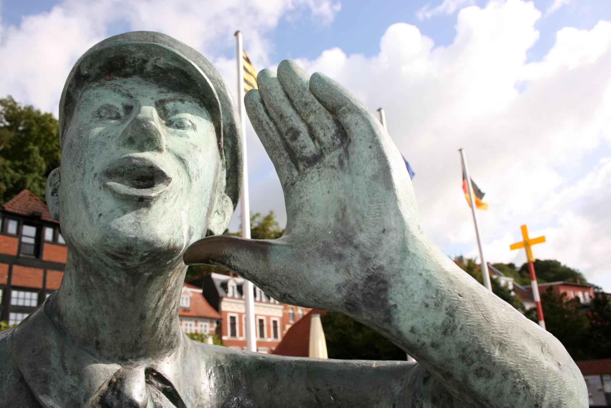 Der Rufer von Lauenburg/Elbe