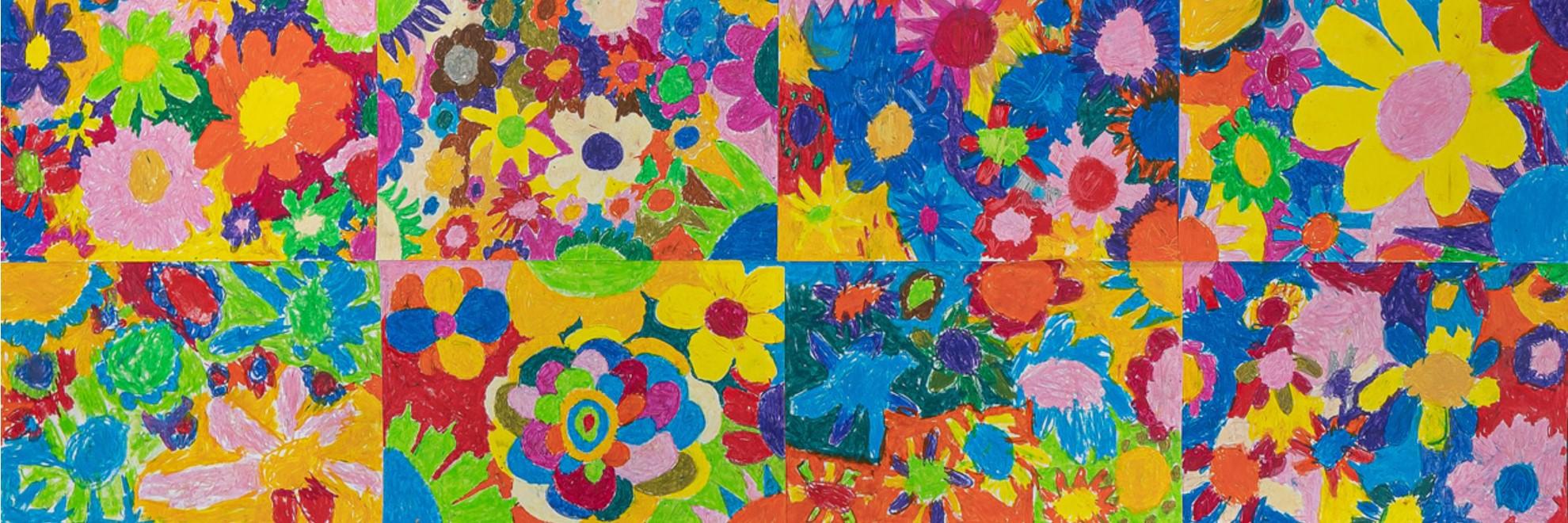 Blühende Landschaften variabel