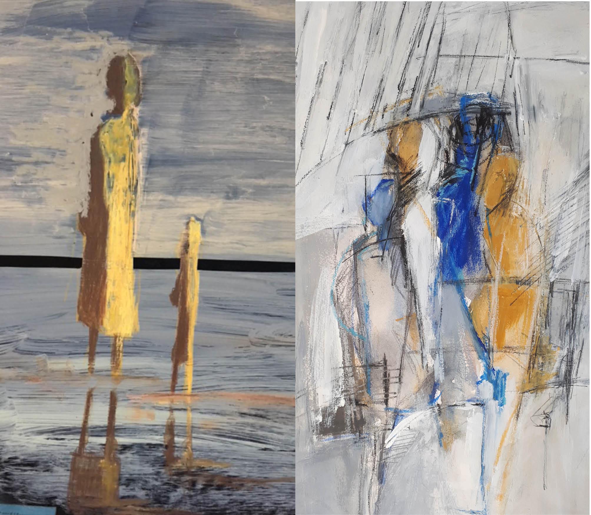 Bilder der Künstlerinnen