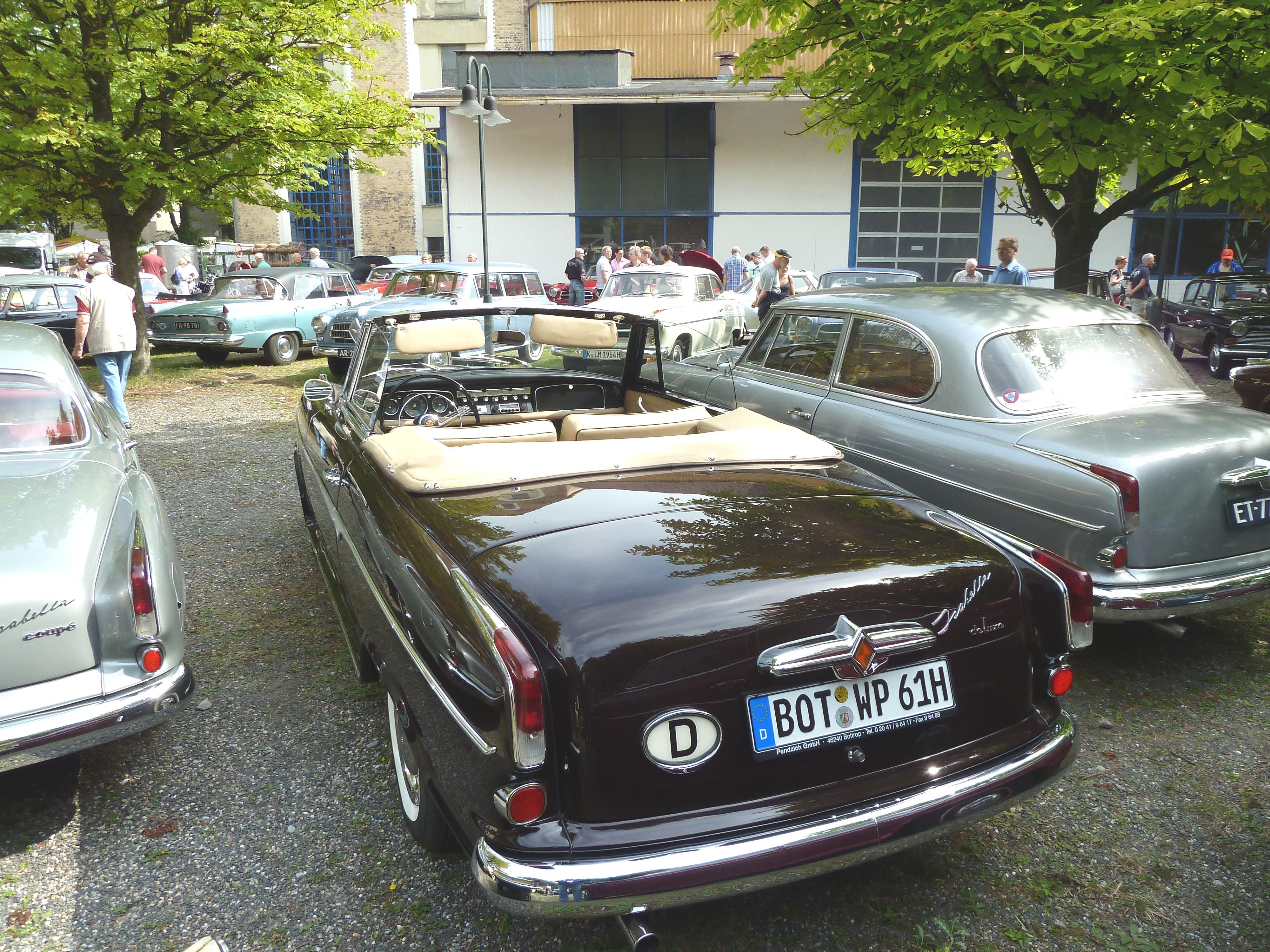 Treffen in Essen 2013