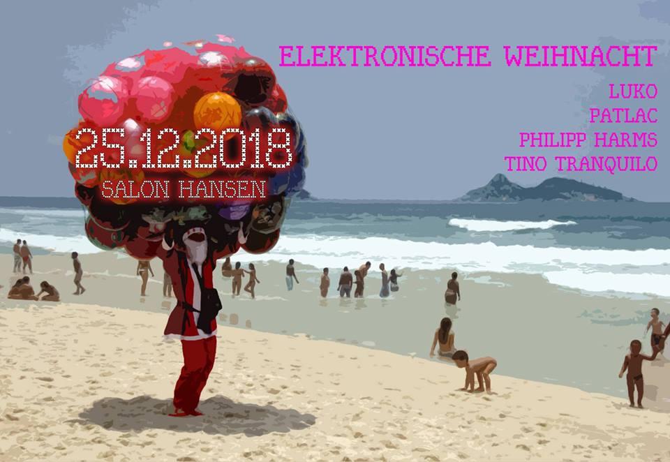 Elektronische Weihnachten