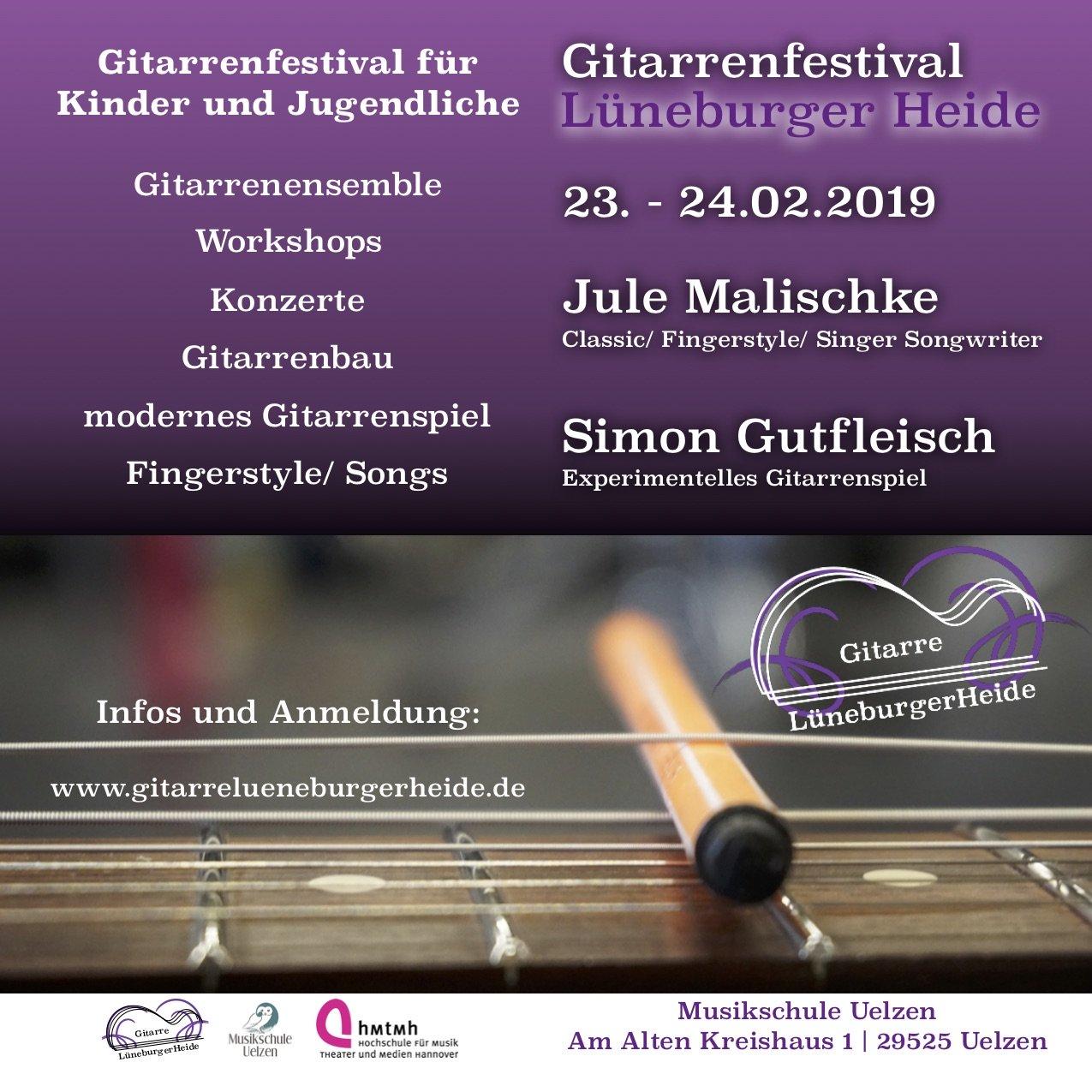 Gitarrenfestival Lüneburger Heide
