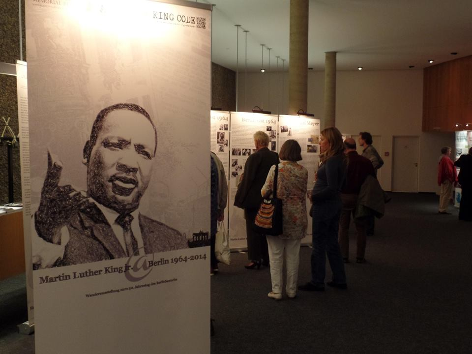 Martin Luther King Jr. @ Berlin 1964-2014
