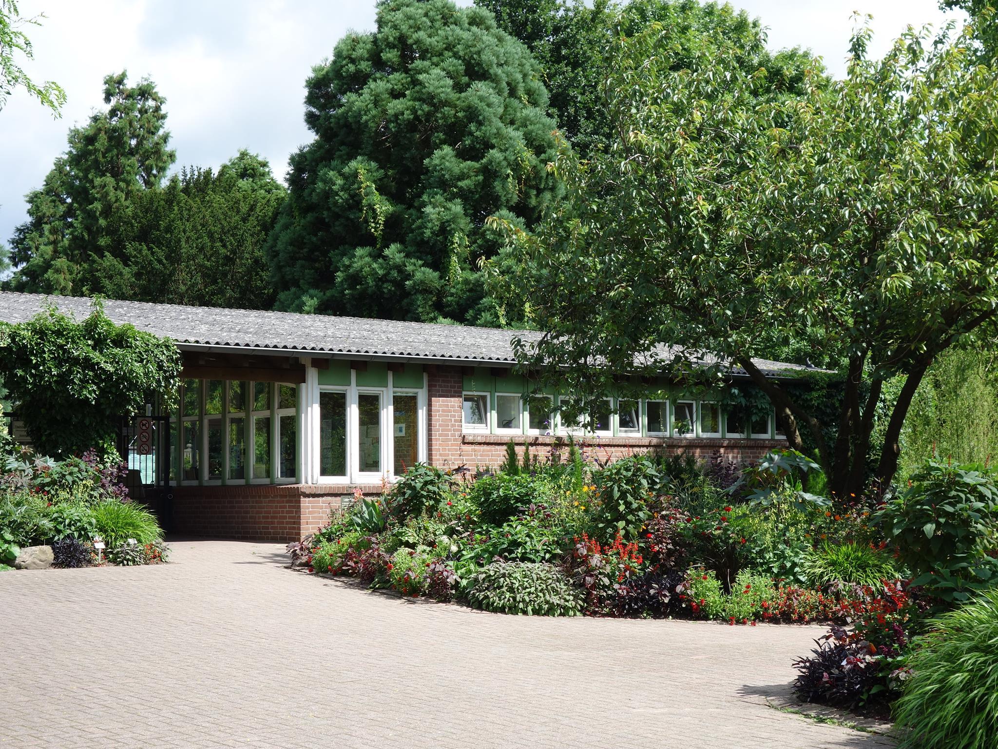 Botanischer Garten, Klein Flottbek