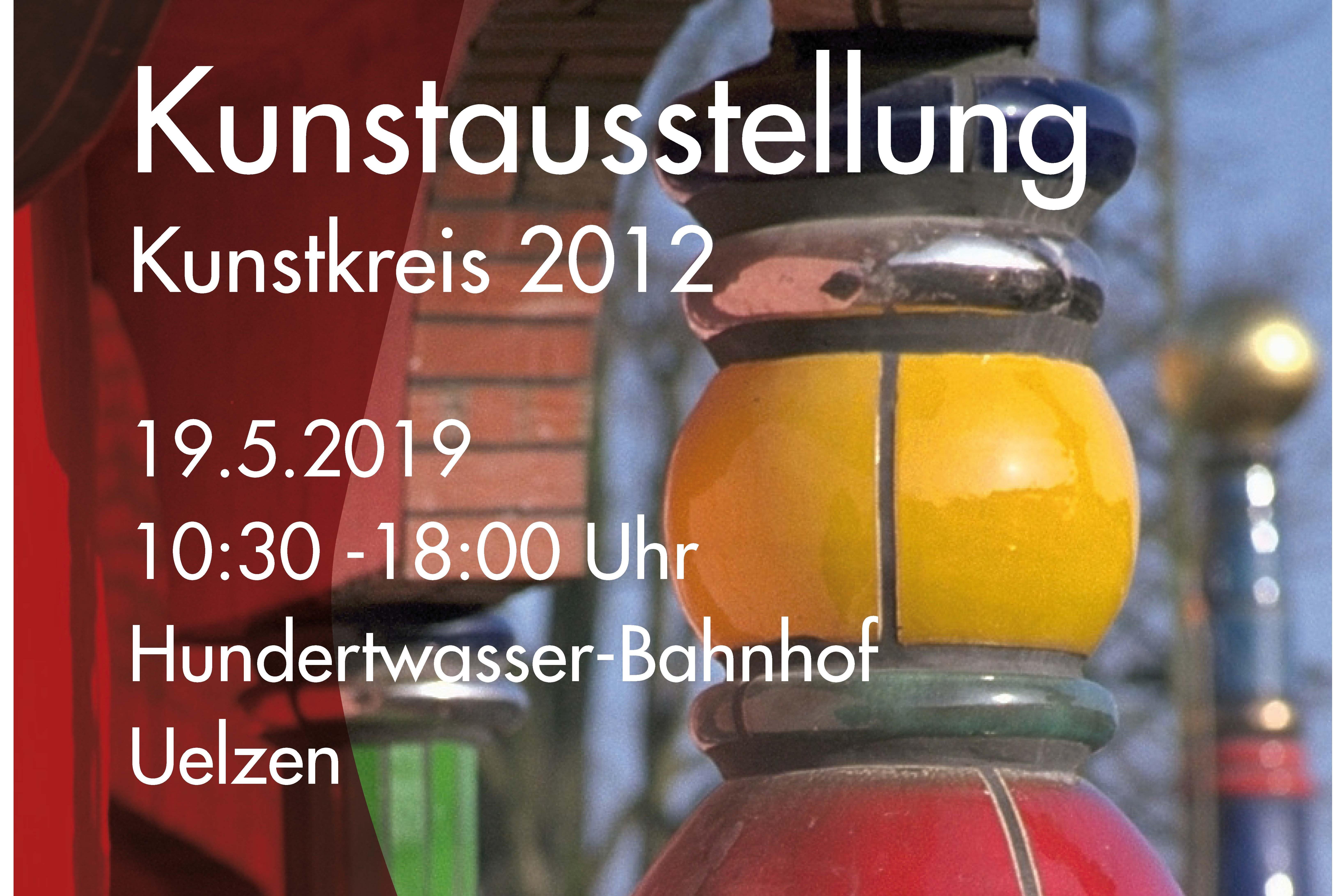 Kunstausstellung Kunstkreis 2012