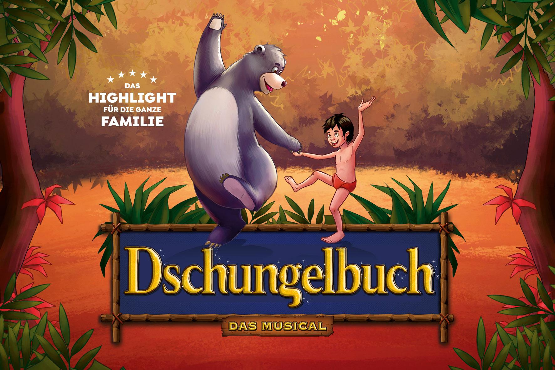 """""""Dschungelbuch das Musical"""""""