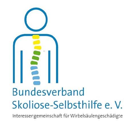 Logo Bundesverband Skoliose-Selbsthilfe e. V.