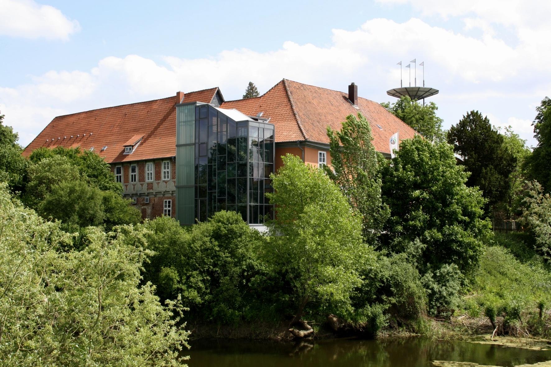 Das Biosphaerium im historischen Schloss Bleckede