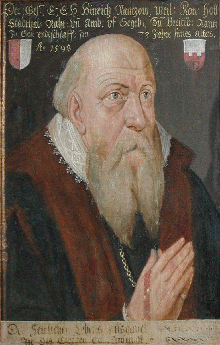 Heinrich Rantzau