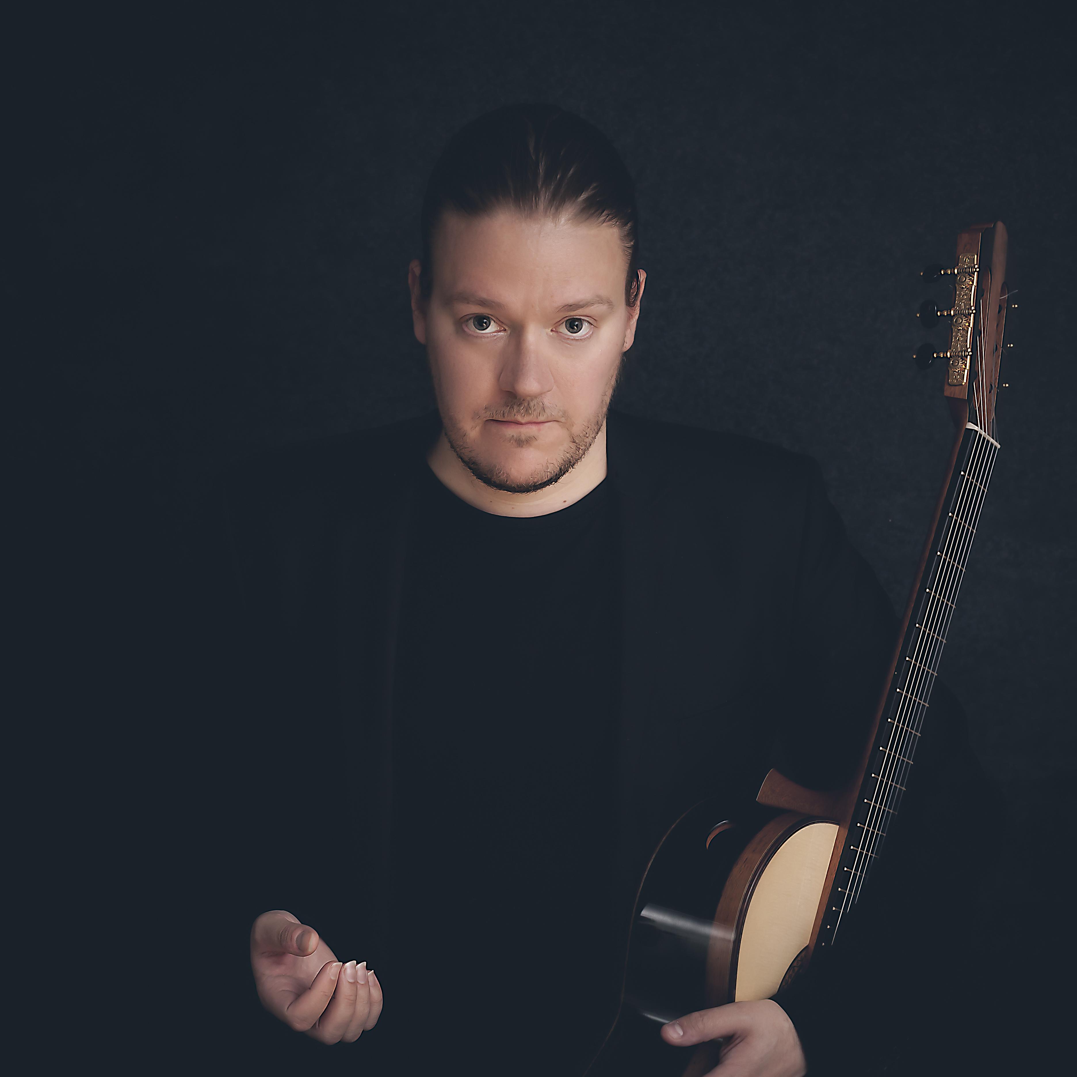 Meisterkurs mit Otto Tolonen | Hamburger Gitarrentage 2020
