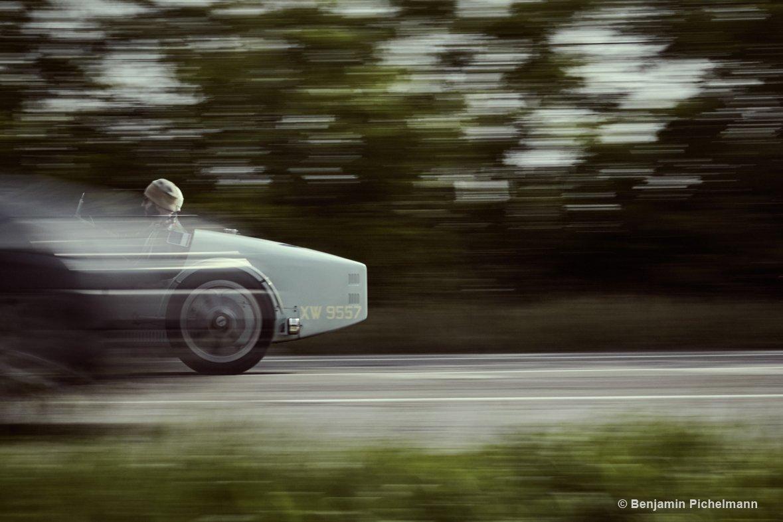 Bugatti Type 35 (Bj. 1927) - Mille Miglia 2018