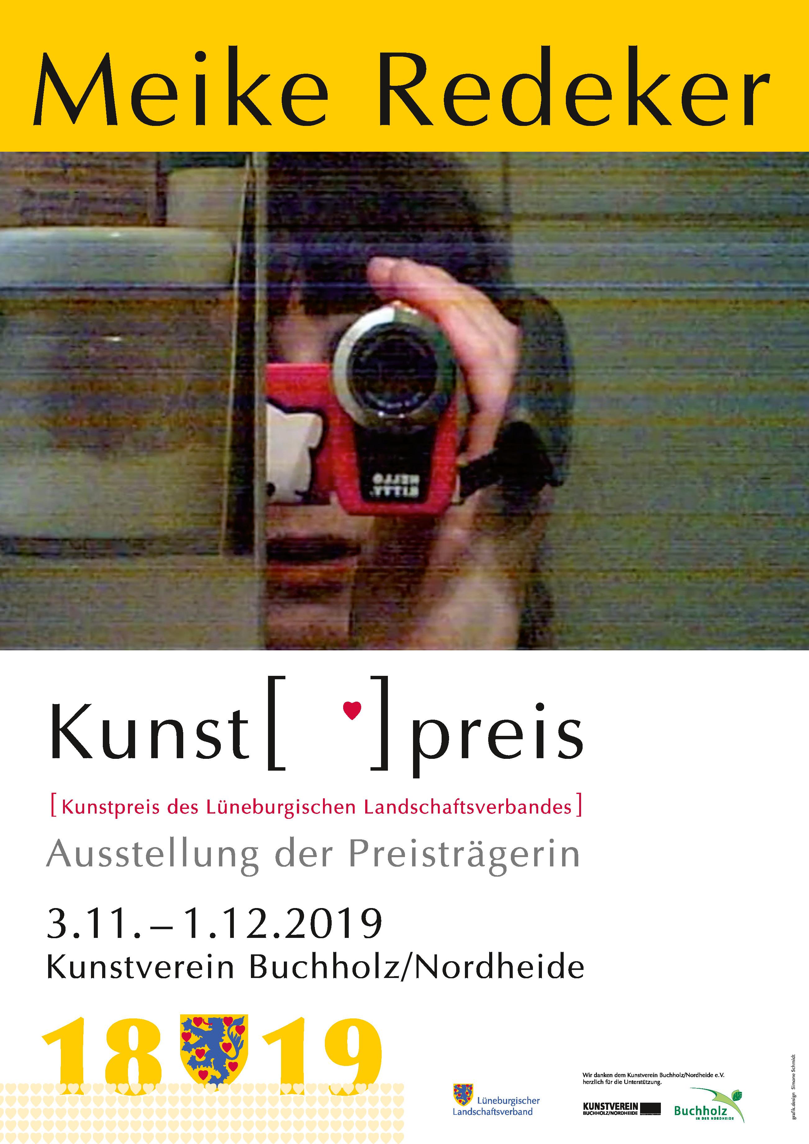 """Ausstellungseröffnung Meike Redeker """"THROUGH THE LOOKING GLASS"""" (6. Kunstpreis LLV)"""
