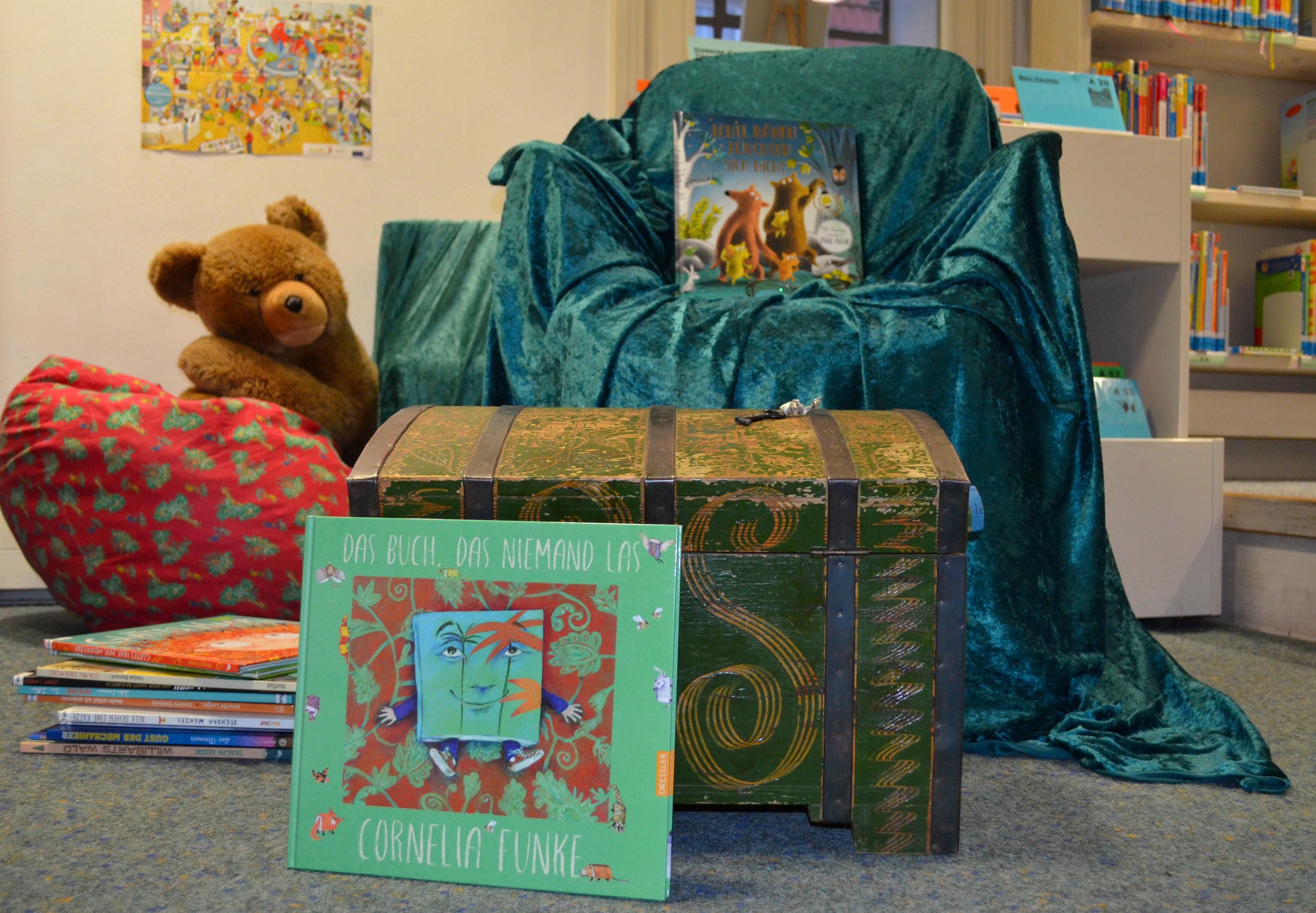 Geschichten aus der Schatzkiste für Kinder von 4 bis 6 Jahren