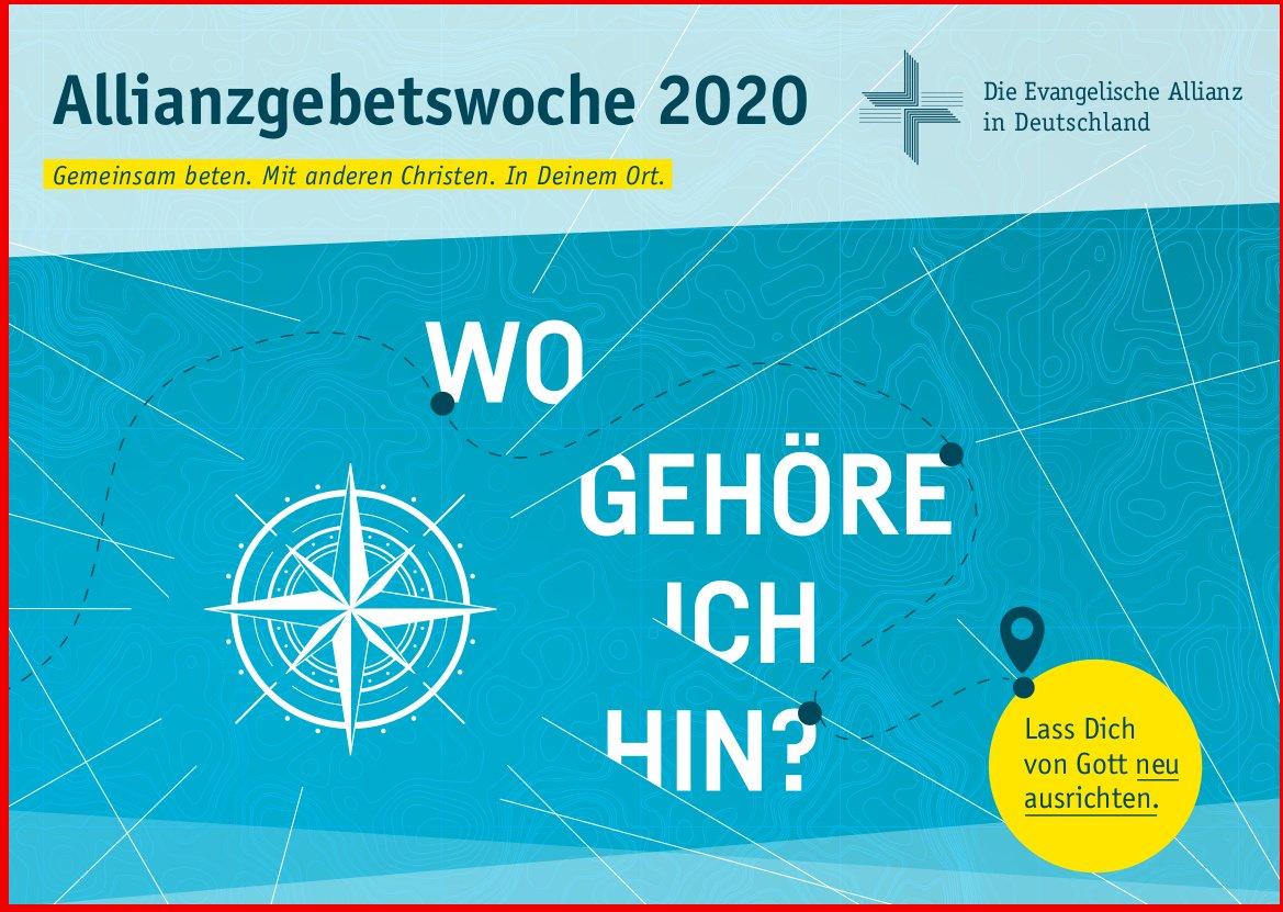 Gebetswoche der Evang.Allianz Deutschland