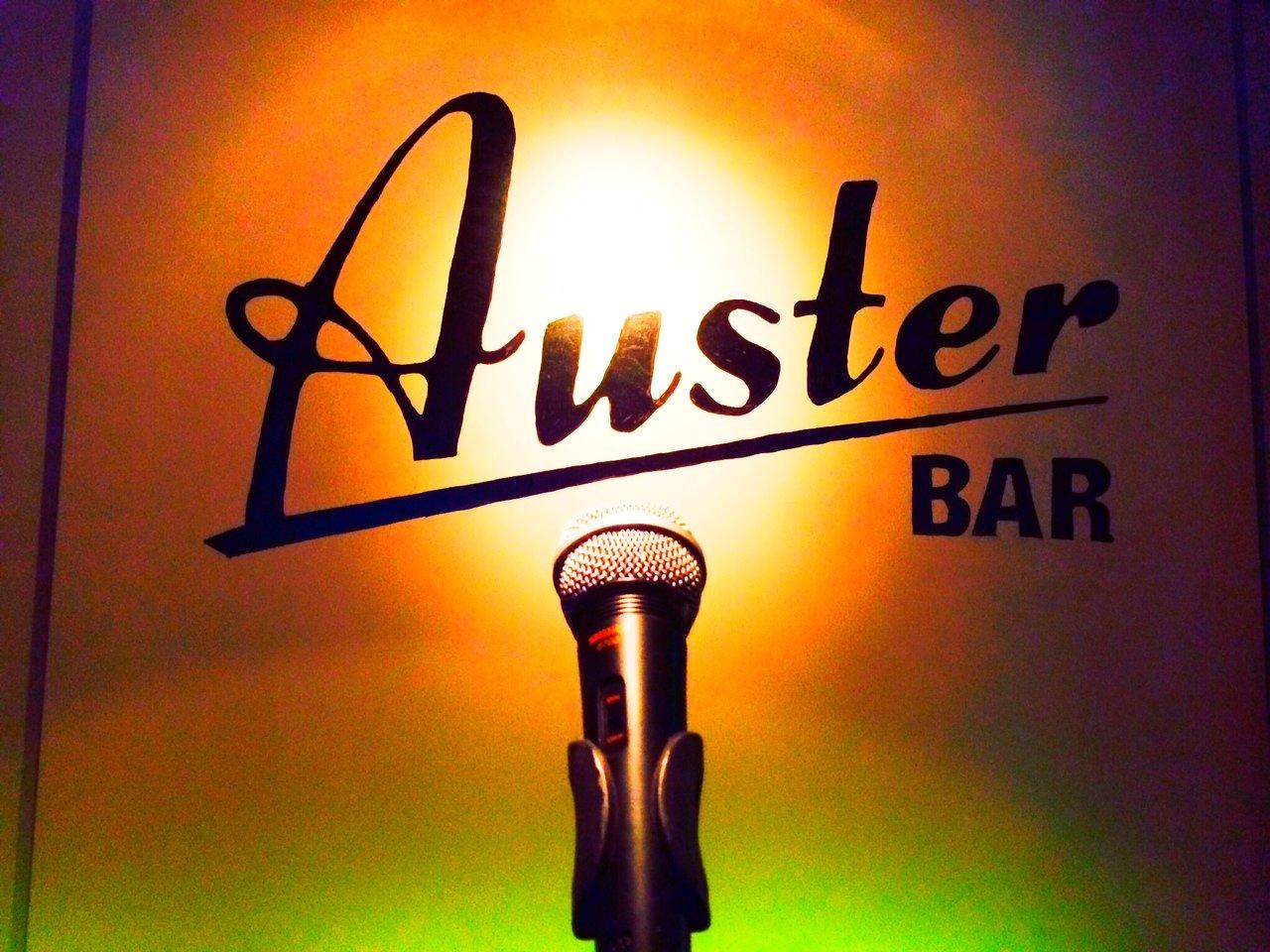 Jeden letzten Freitag im Monat: Poetry Slam in der Auster Bar