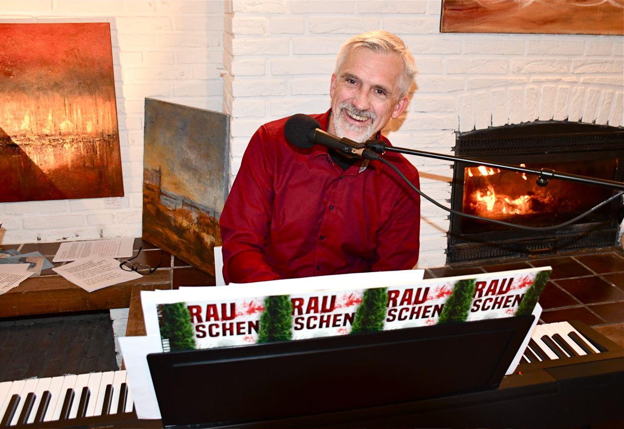 RAUSCHEN AM PIANO live von und mit Artur Hermanni