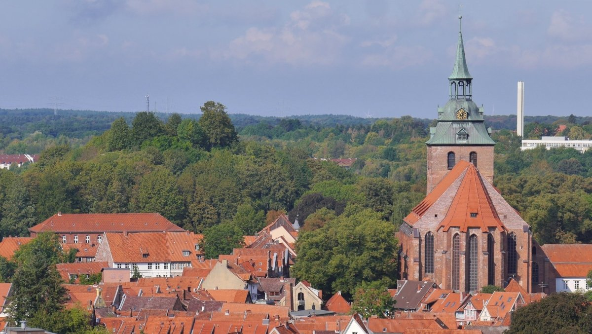 Lüneburg - Radtour - Sonnenfernweh