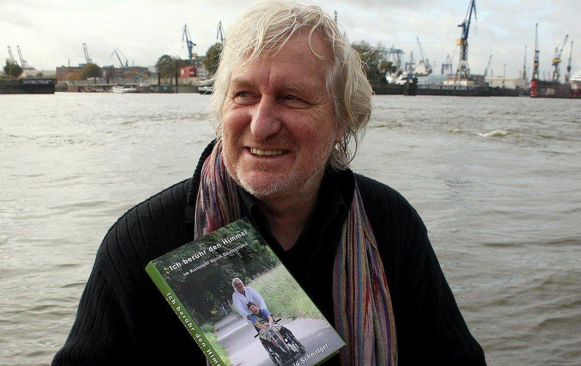 """Lesung mit Arnold und Nico Schnittger """"Ich berühr den Himmel"""""""