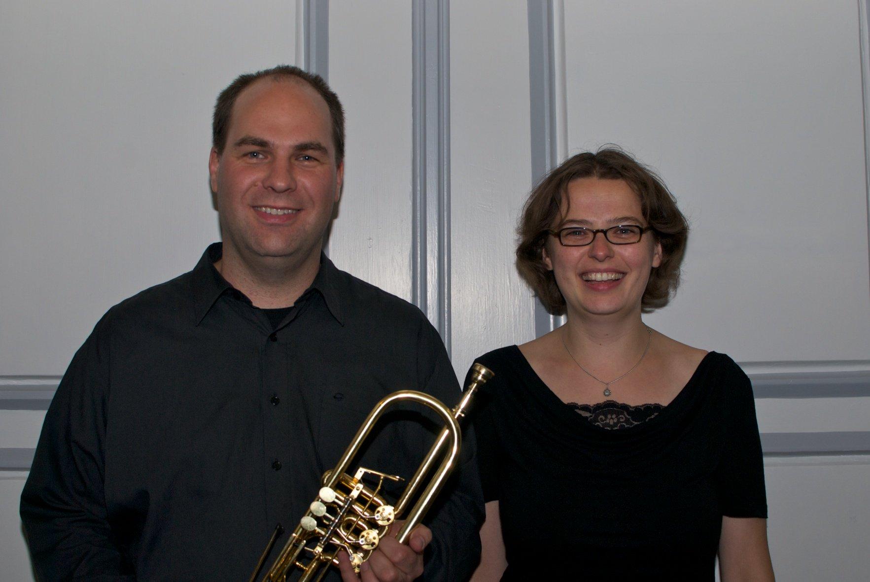 Trompete-Orgel