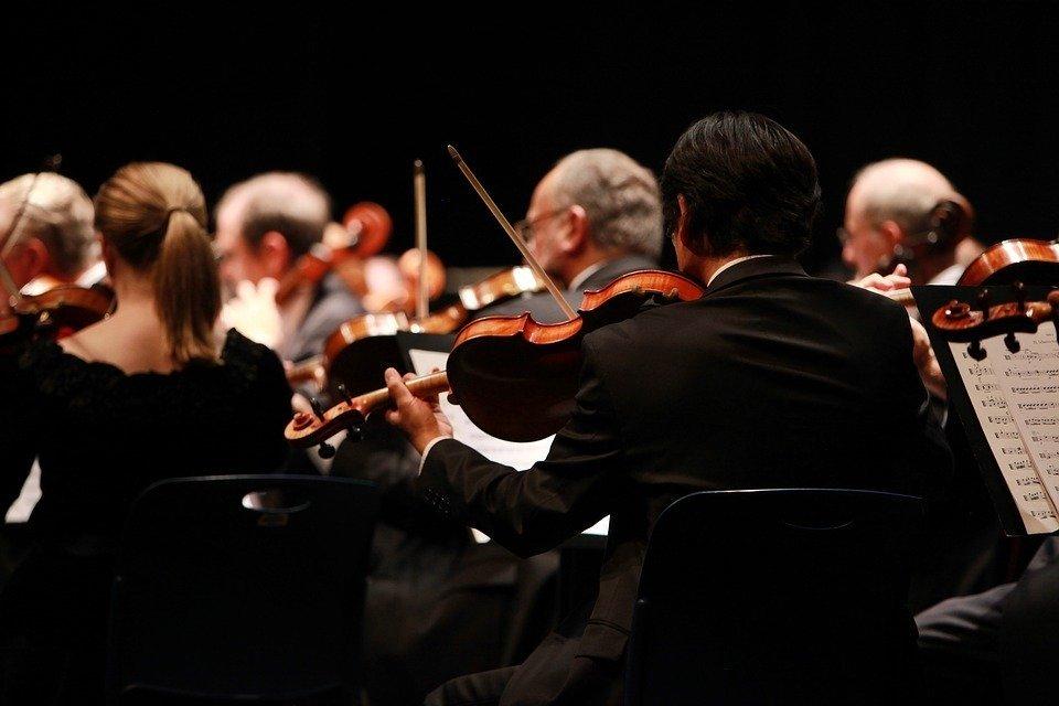 Konzert des Palaisorchesters mit skandinavischer Musik
