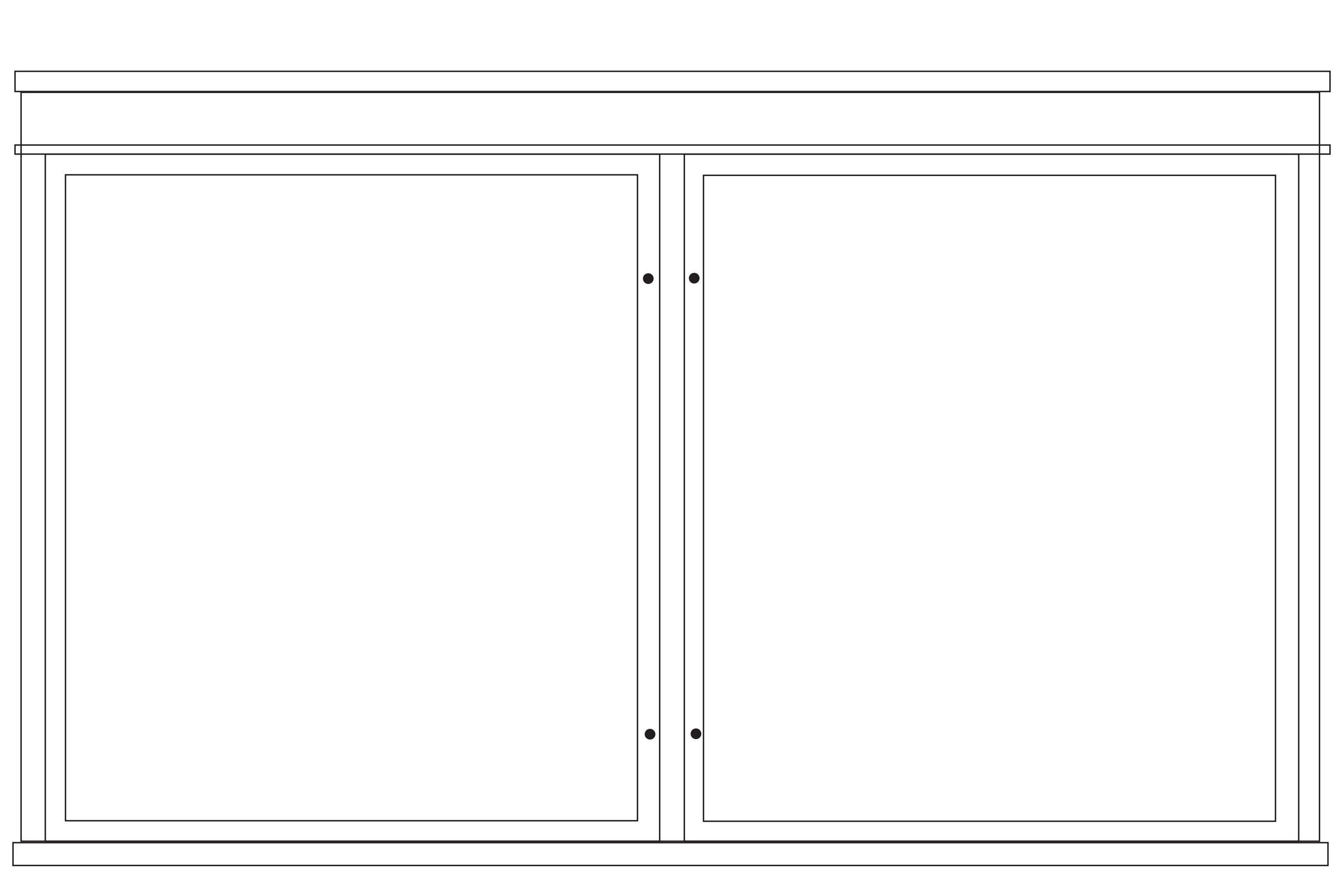KVHBF Vitrinen: See U th3re - Dialoge zwischen Fenstern