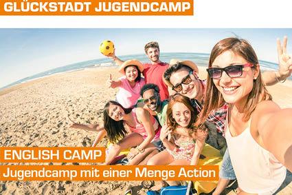 Camp games & team conventions in Glückstadt