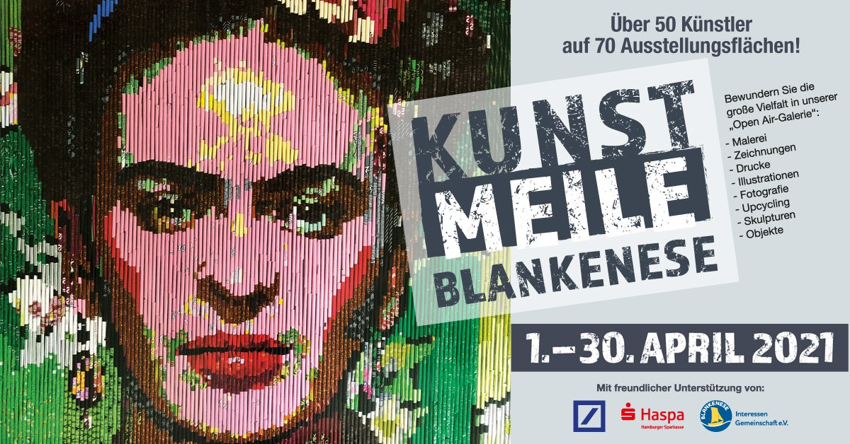 Blankeneser Kunstmeile 2021