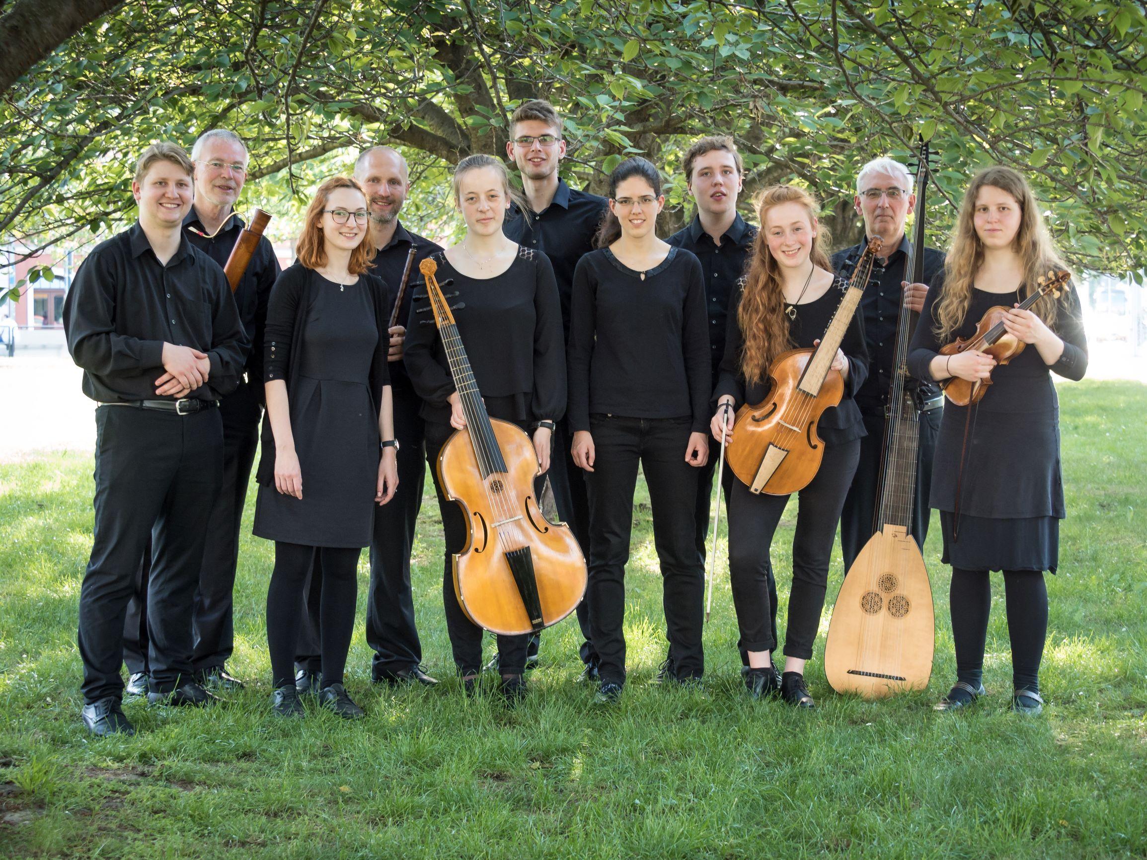 Ensemble La Protezione della Musica
