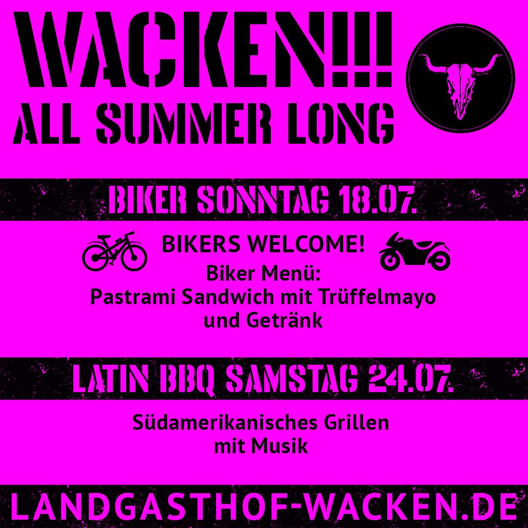 Wacken - All Summer Long