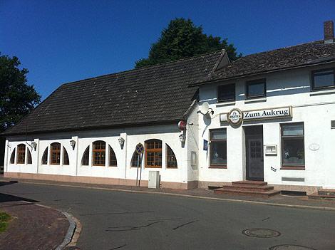 """Gaststätte """"Zum Aukrug"""""""