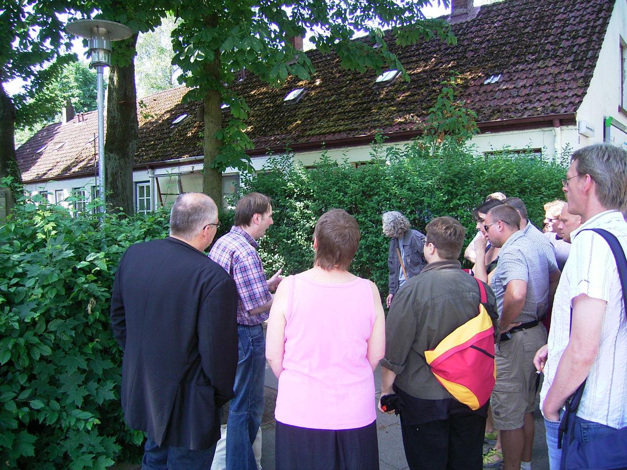 Historische Häuser am Rübenkamp