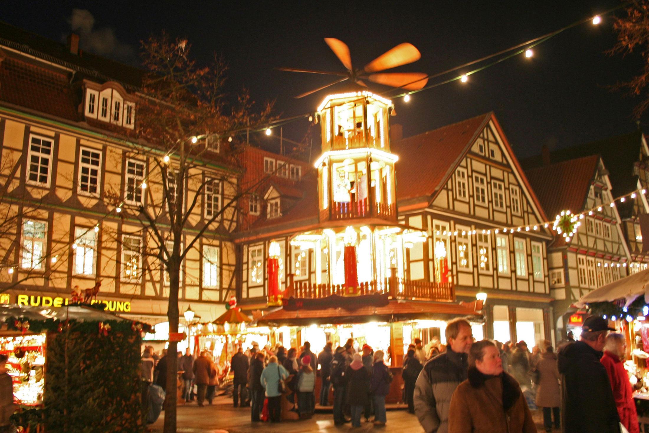 Weihnachtsmarkt Celle