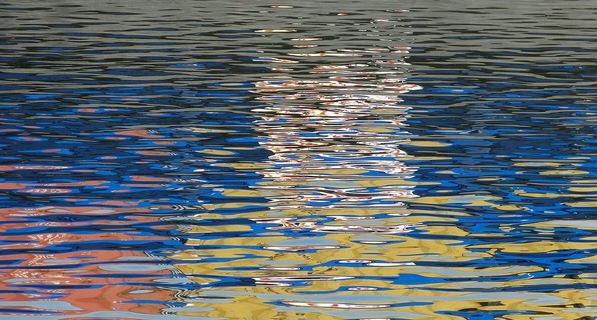 WasserFarben und HafenMomente