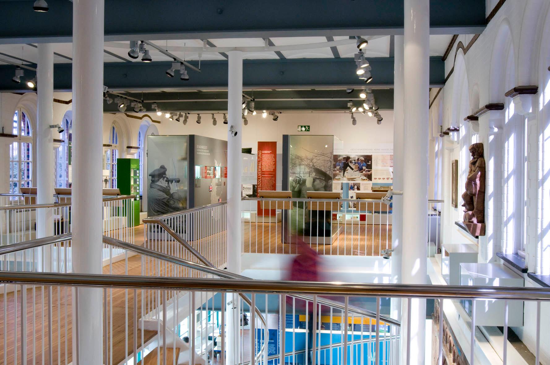 Deutsches Zollmuseum - innen