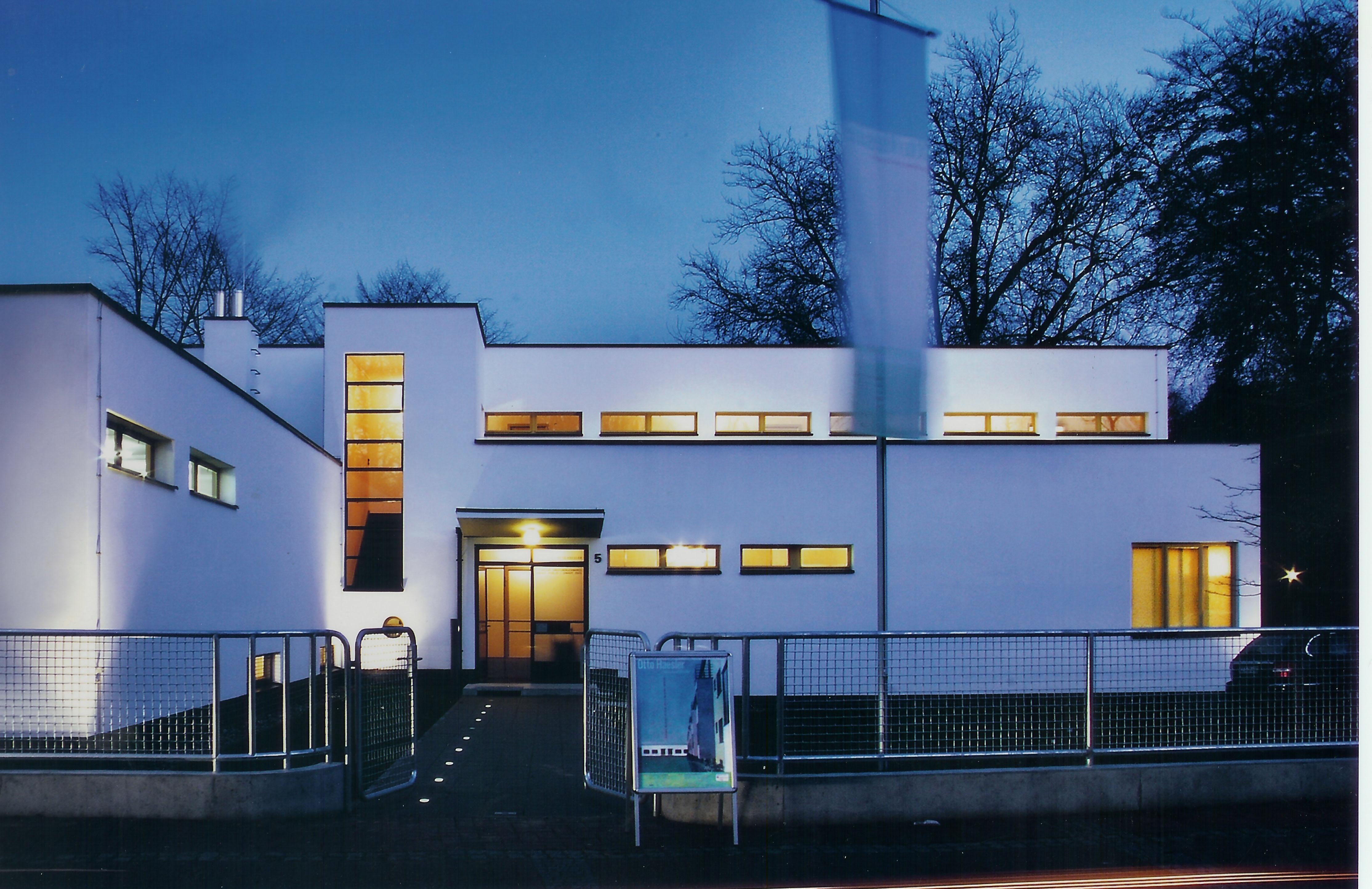 Das Direktorenhaus in Celle