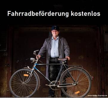 fahrradbefoerderung