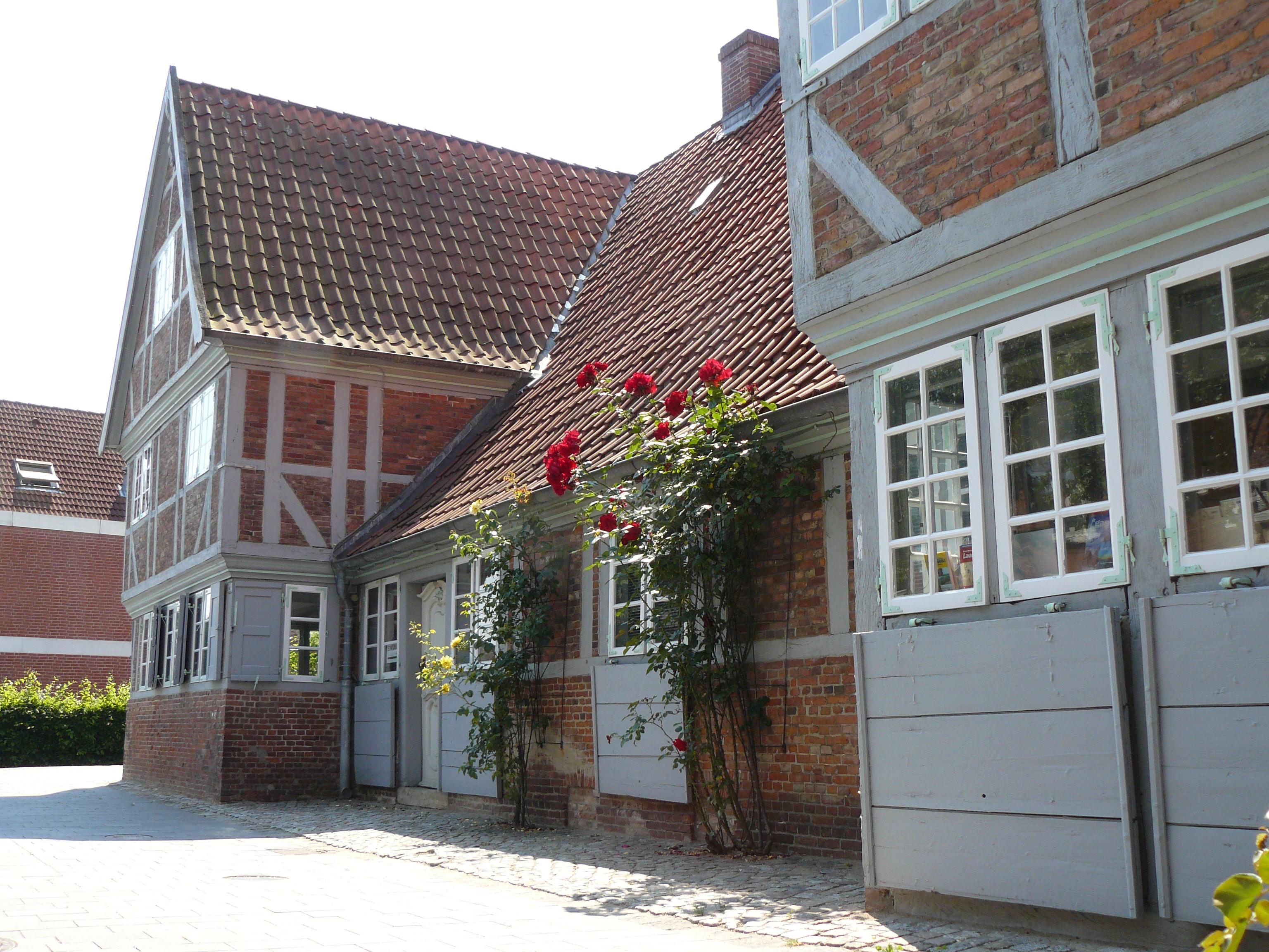 krügersches Haus in Geesthacht an der Elbe