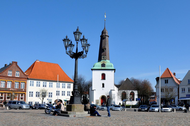 Glueckstadt Stadtkirche