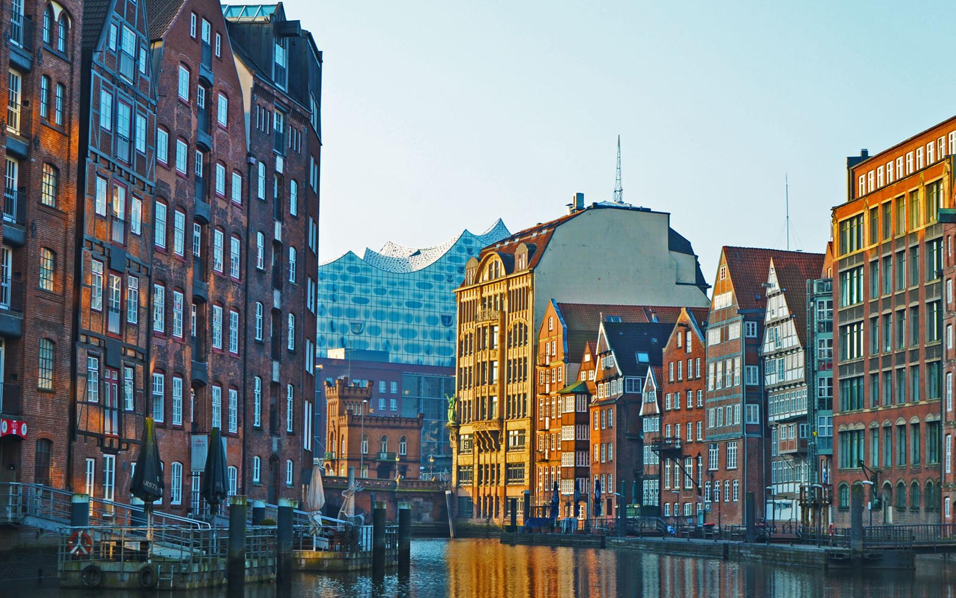 Historischer Rundgang durch Hamburg am Nikolaifleet